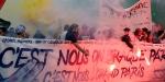 Fransada insan seli gösterileri başladı
