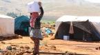 Hatayda yaşayan Suriyelilere gıda kolisi yardımı