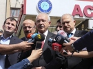 CHP Lideri Kılıçdaroğlu, Saadet Partisi Milletvekili Adayı Öztürk'ü ziyaret etti
