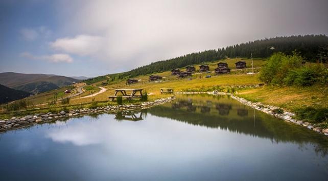 Eşsiz manzarası, doğal güzellikleriyle Koçkayası Tabiat Parkı