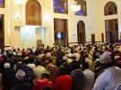 Müslümanlar ve Hristiyanlar iftar sofrasında buluştu