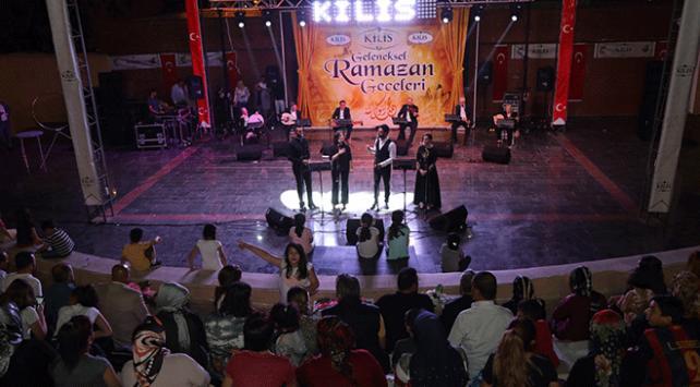 TRT Tasavvuf ve Türk Halk Müziği Grubu Kiliste konser verdi