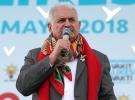 Başbakan Yıldırım: Türkiye'nin gücü sizin oyunlarınızı bozacaktır