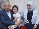 Başbakan Yıldırım, orucunu Ankara'da bir ailenin evinde açtı