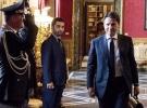 İtalya'da başbakan adayı Conte, hükümeti kurma görevinden vazgeçti