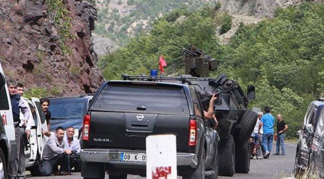 Kılıçdaroğlunun konvoyuna saldıran terörist etkisiz hale getirildi