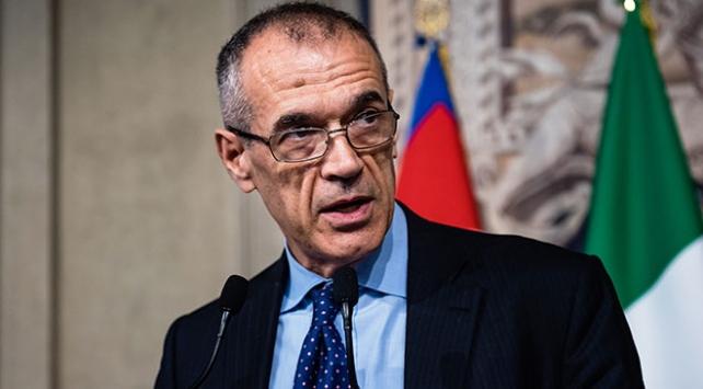 İtalyada hükümeti kurma görevi eski IMF Türkiye Masası şefi Cottarellide