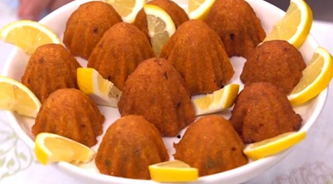 Limon sıkacağında içli köfte tarifi