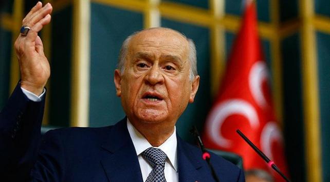 MHP Genel Başkanı Devlet Bahçeli: Bizans çöktü sanıyorduk, meğer yaşıyormuş