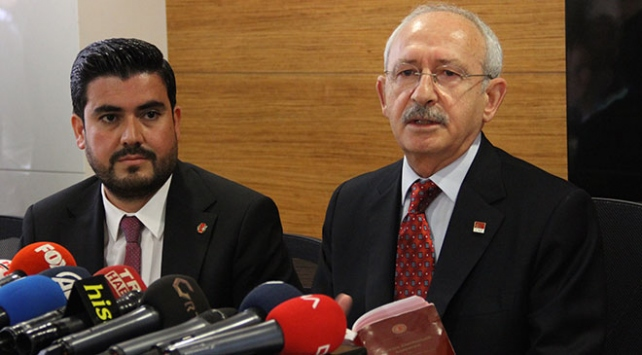Kılıçdaroğlu Gaziantep Gazeteciler Cemiyetini ziyaret etti
