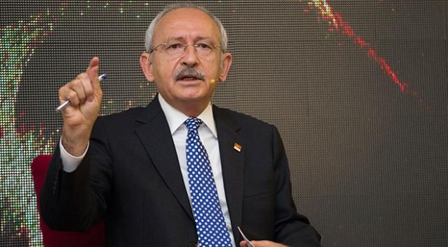 CHP Genel Başkanı Kemal Kılıçdaroğlu radyo programına katıldı