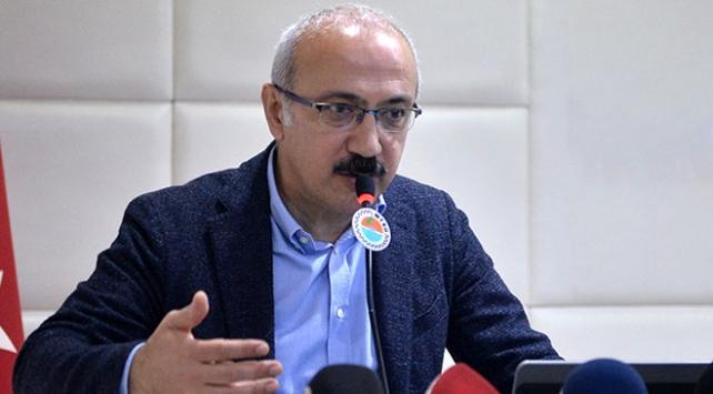 Bakan Elvan: Piyasalarda yaşanan gelişmeleri yakından takip ediyoruz