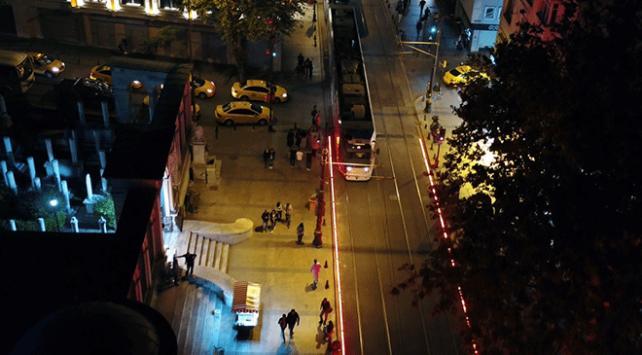 İstanbulda raylar Abdülhamid Han için yenilendi