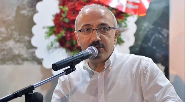 Kalkınma Bakanı Elvan: Mersinde 50 bin kardeşimizi iş ve aş sahibi yapacağız