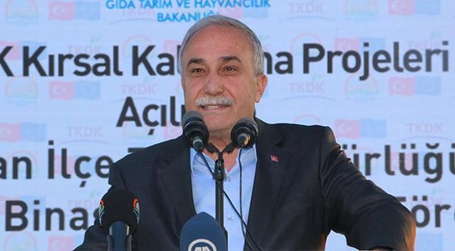 Bakan Fakıbaba: Kırsal kalkınma olmadan, ülkede kalkınma olamaz
