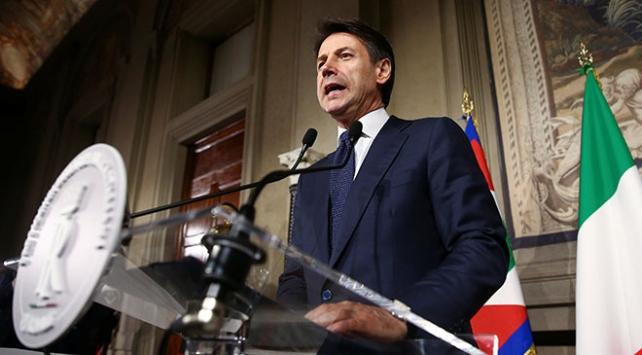 İtalyada yeni kabine açıklandı
