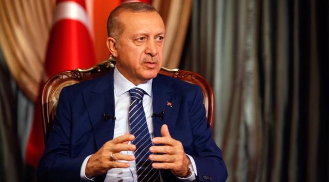 Cumhurbaşkanı Erdoğan: Birinci turda biteceği çok açık, net görünüyor
