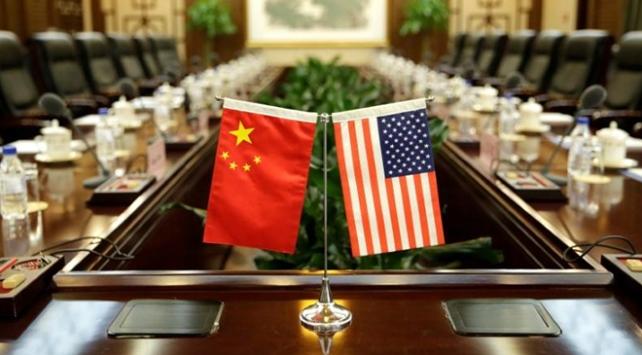 ABD ve Çinden üst düzey ticaret krizi toplantısı