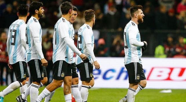 """Filistinlilerden Arjantine """"İsraille Kudüste maç yapmayın"""" çağrısı"""