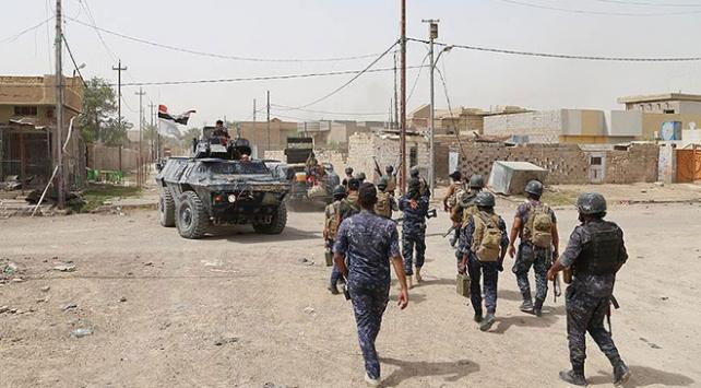 Irakta DEAŞın sözde üst düzey kadın sorumlusu yakalandı