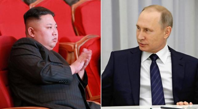 Kuzey Kore - Rusya zirvesi için ilk adım atıldı