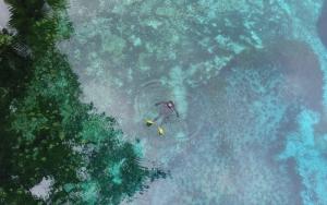 AFAD dalgıçlarından Gökpınar Gölünde gönüllü temizlik
