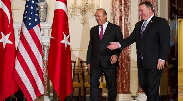 Bakan Çavuşoğlu: Suriyede YPG konusunda ilerleme sağlanacak