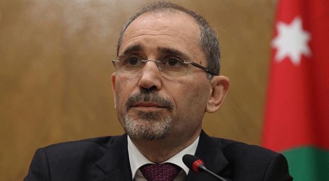 Ürdün Dışişleri Bakanı Eymen es-Safedi, mali destek çağrısı yaptı