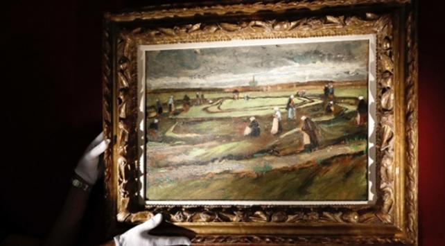 Van Gogh tablosu, 7 milyon euroya satıldı
