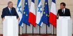 Fransa Cumhurbaşkanı Macrondan Netanyahuya: Gazzedeki şiddeti kınıyorum