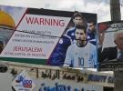 Arjantin, İsrail'le yapacağı hazırlık maçını iptal etti