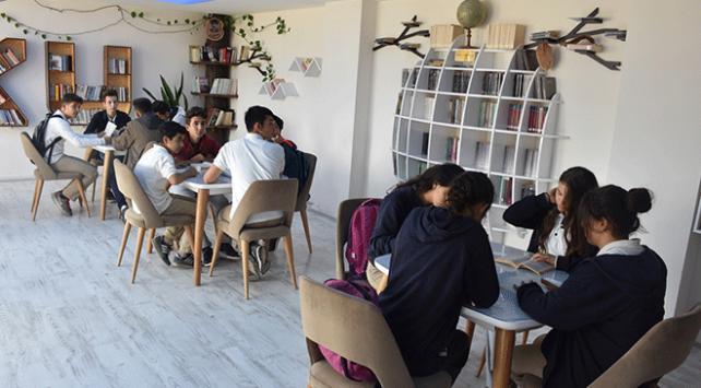 Bilecikte devlet okulu, öğrencilerin yaşam alanı oldu
