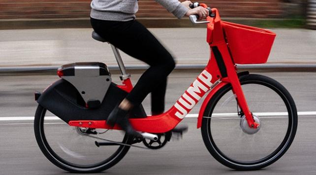 UBER şimdi de bisiklet işine giriyor