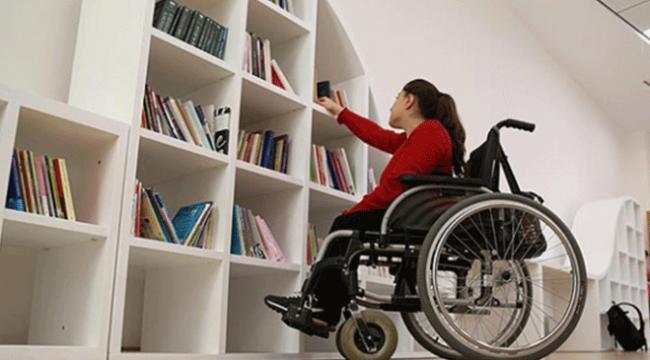 Yüksek Öğrenim Kredi Yurtlar Kurumundan engelli öğrencilere 7/24 erişim hizmeti