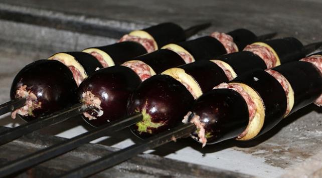 Şanlıurfa patlıcanlı kebabının lezzeti artık tescilli