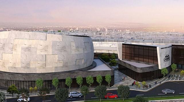Gaziantepde milli mücadele ruhu taşıyan müze: Panorama 25 Aralık Müzesi