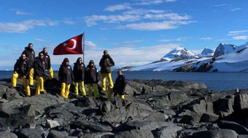 Antarktikaya kurulacak bilim üssünün yeri belirlendi