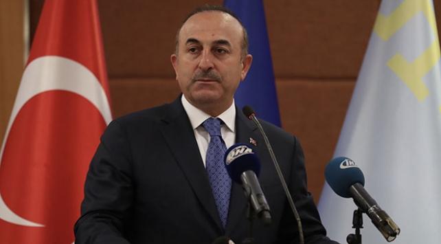 Dışişleri Bakanı Çavuşoğlu: Kırımın ilhakını tanımadık, tanımayacağız