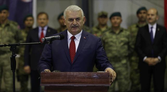 Türk askeri 30 km derinlikte konuşlandı…