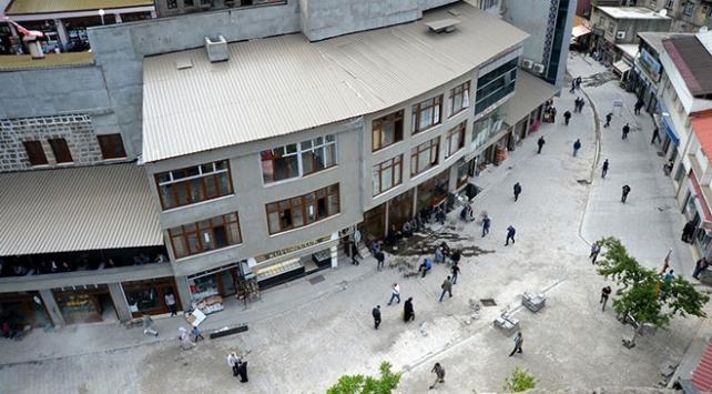 Bitlis sokak sağlamlaştırma çalışmalarıyla tarihi kimliğine kavuşuyor