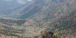 Irakın kuzeyindeki Kandil Dağı görüntülendi