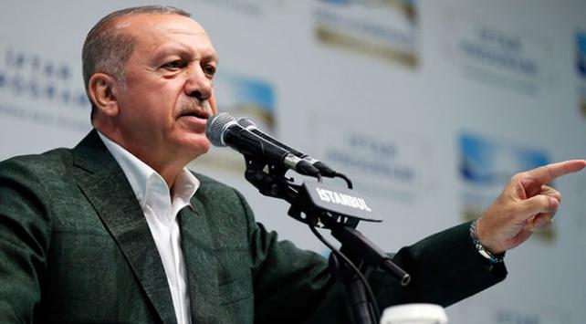 Cumhurbaşkanı Erdoğan: Avusturya Başbakanına birileri çeki düzen vermeli