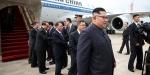 Kuzey Kore lideri Kim Jong-un Singapurda