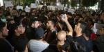 Batı Şeriadan Gazzeye destek gösterisi
