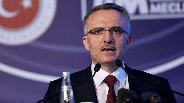 Maliye Bakanı Naci Ağbal büyüme rakamlarını değerlendirdi