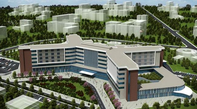 Manisa Şehir Hastanesinde sona yaklaşıldı