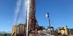 Elazığda yerin 800 metre derinliğinde jeotermal su çıktı
