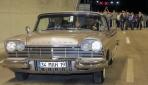 Başbakan Yıldırım, Sabuncubeli Tünelinde klasik otomobil kullandı