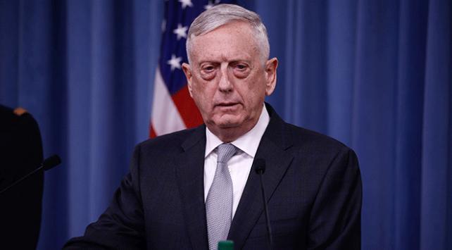 ABD Savunma Bakanından Münbiç açıklaması