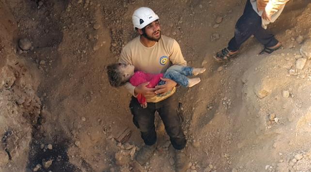 İdlibde 4 günde 13 çocuk hayatını kaybetti